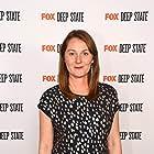 Ruth Gemmell at an event for Deep State (2018)