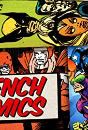 French Comics: Les super-héros dans l'hexagone Poster