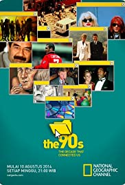 The 90s: The Decade That Connected Us Poster