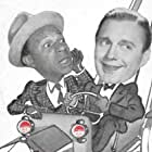 Jack Benny and Eddie 'Rochester' Anderson in Man About Town (1939)