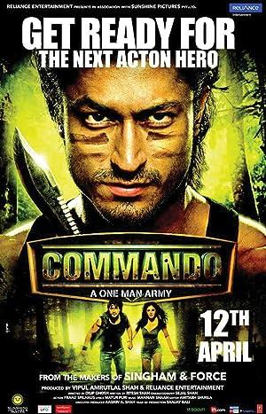 Commando - A One Man Army watch online