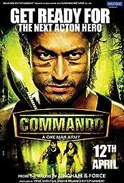 Commando (2013) 1080p
