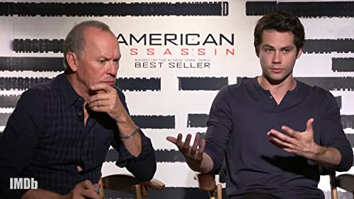 Dylan O'Brien Goes All Out for 'American Assassin'