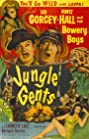 Jungle Gents (1954) Poster