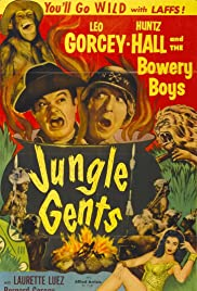 Jungle Gents Poster