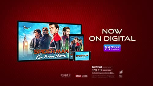 Spider-Man: Far From Home | Now on Digital