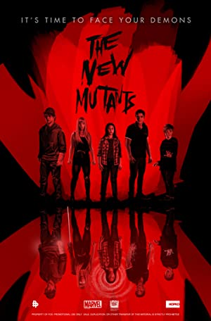 دانلود زیرنویس فارسی فیلم The New Mutants 2020