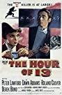 The Hour of 13 (1952) Poster
