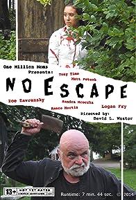 Primary photo for No Escape