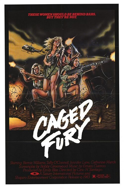 Caged Fury (1983)