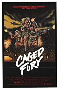 Caged Fury Bill Milling