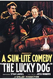 The Lucky Dog Poster