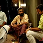 Kunchacko Boban, Manoj K. Jayan, and Renji Panicker in Valliyum Thetti Pulliyum Thetti (2016)