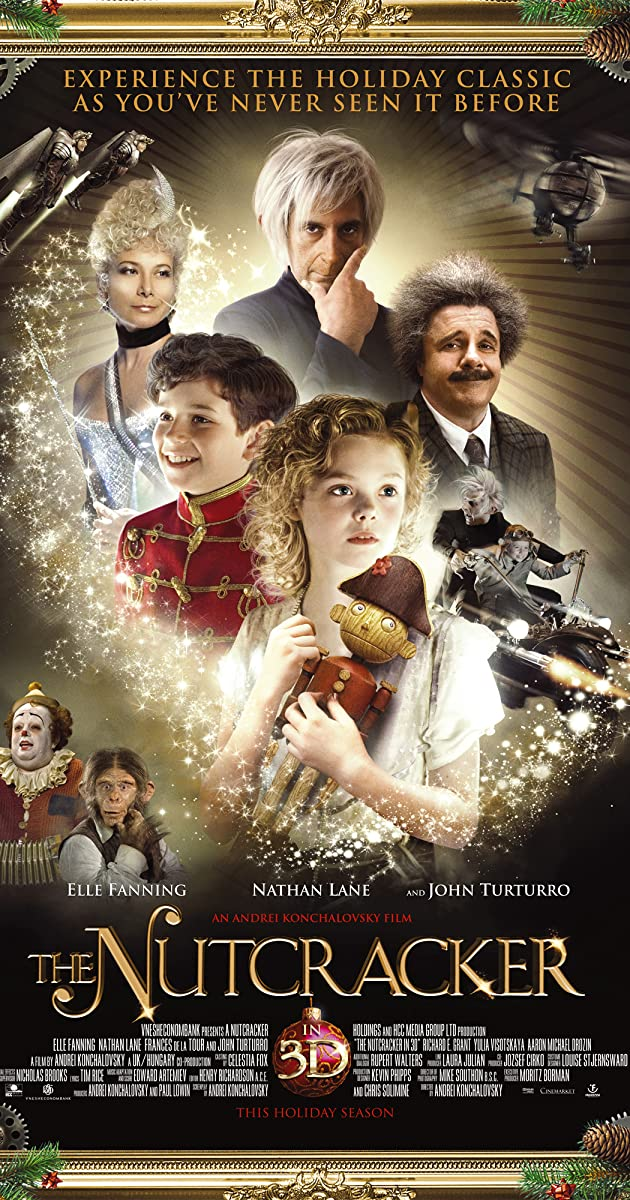 The Nutcracker In 3d 2010 Plot Summary Imdb
