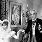 Boris Karloff and Lucille Ball in Lured (1947)