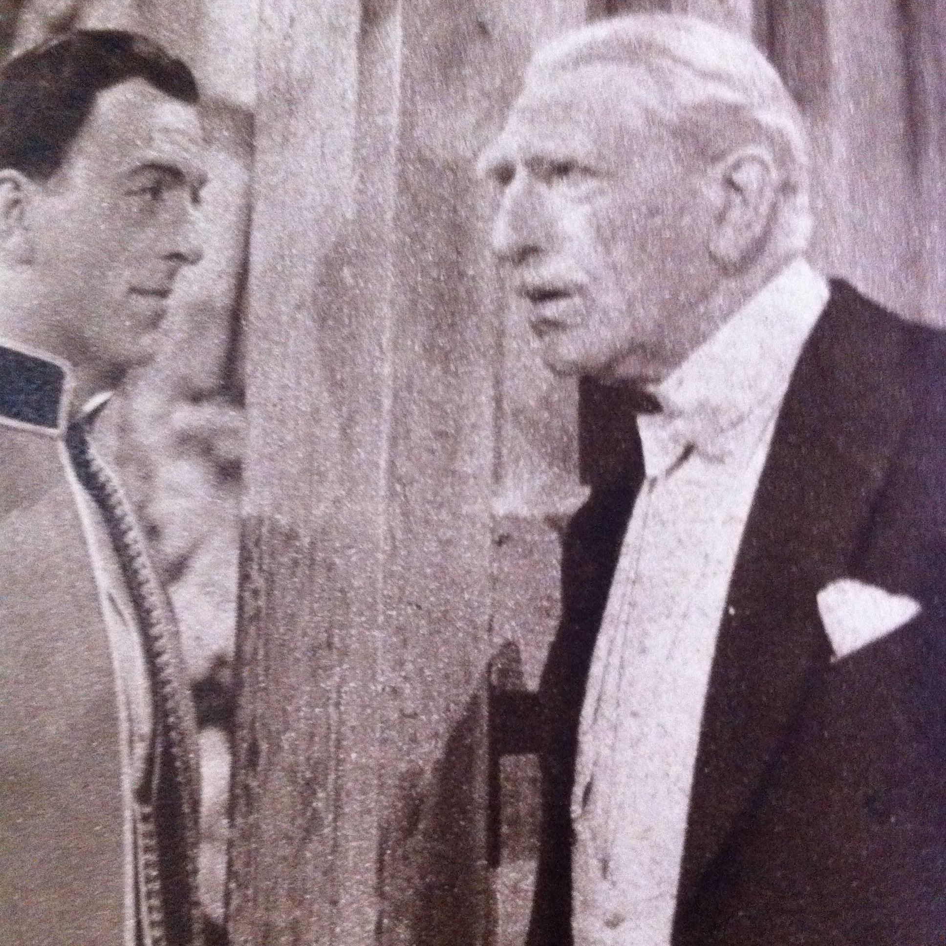 John Clements and C. Aubrey Smith in The Four Feathers (1939)