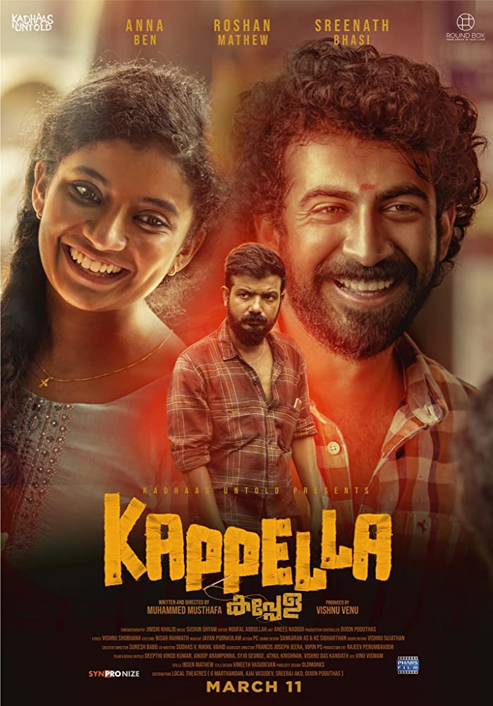 Kappela 2020 Malayalam 720p HDRip ESub 750MB Download