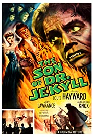The Son of Dr. Jekyll (1951) Poster - Movie Forum, Cast, Reviews