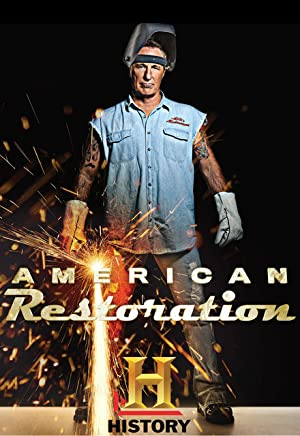 Where to stream American Restoration