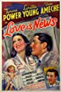 Love Is News (1937) Poster