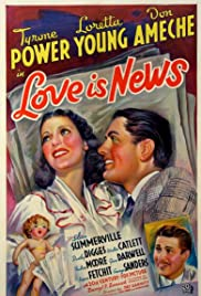 Love Is News(1937) Poster - Movie Forum, Cast, Reviews