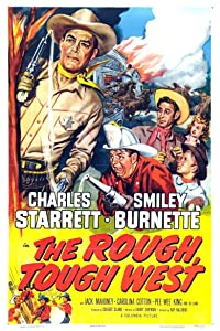 Torrents for movie downloads The Rough, Tough West USA [hd720p]
