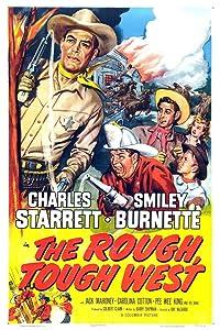4k movies The Rough, Tough West [360p]
