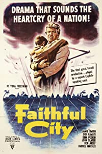 New movies 2018 hollywood download The Faithful City Israel [BluRay]