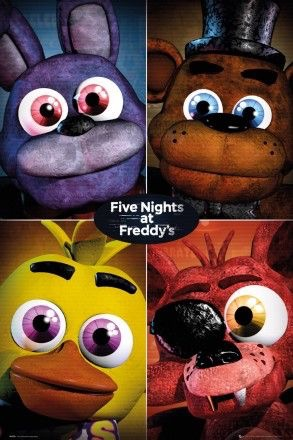 five nights at freddy s a game theorist analogy 2014