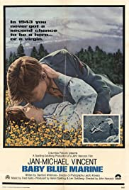Baby Blue Marine (1976) Poster - Movie Forum, Cast, Reviews