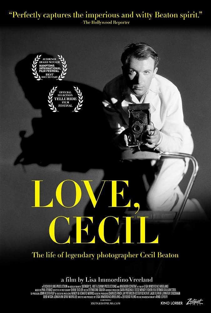Love Cecil Movie Poster