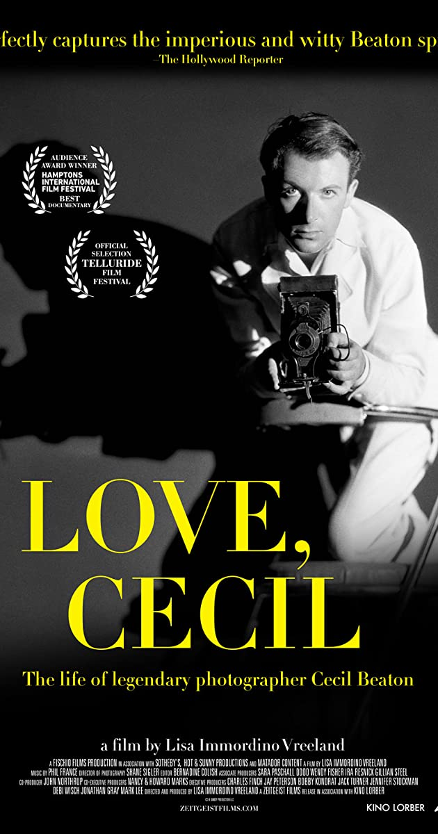 Subtitle of Untitled Cecil Beaton Documentary