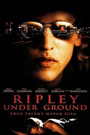 Ripley Under Ground (2005) online sa prevodom