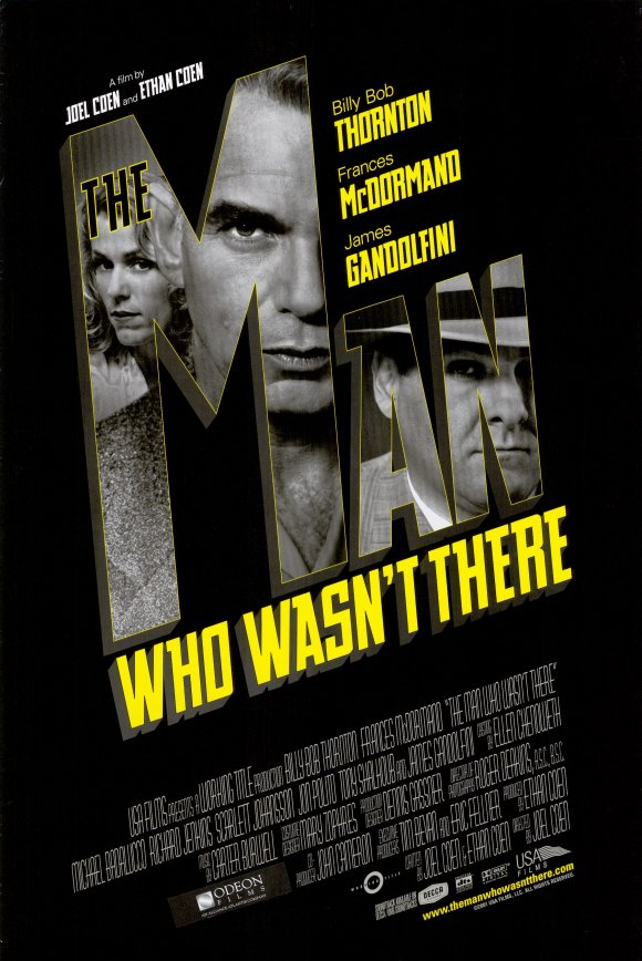 The Man Who Wasn't There (2001)