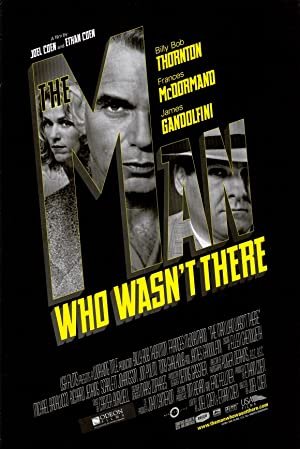 Where to stream The Man Who Wasn't There