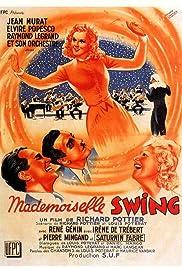 Mademoiselle Swing Poster