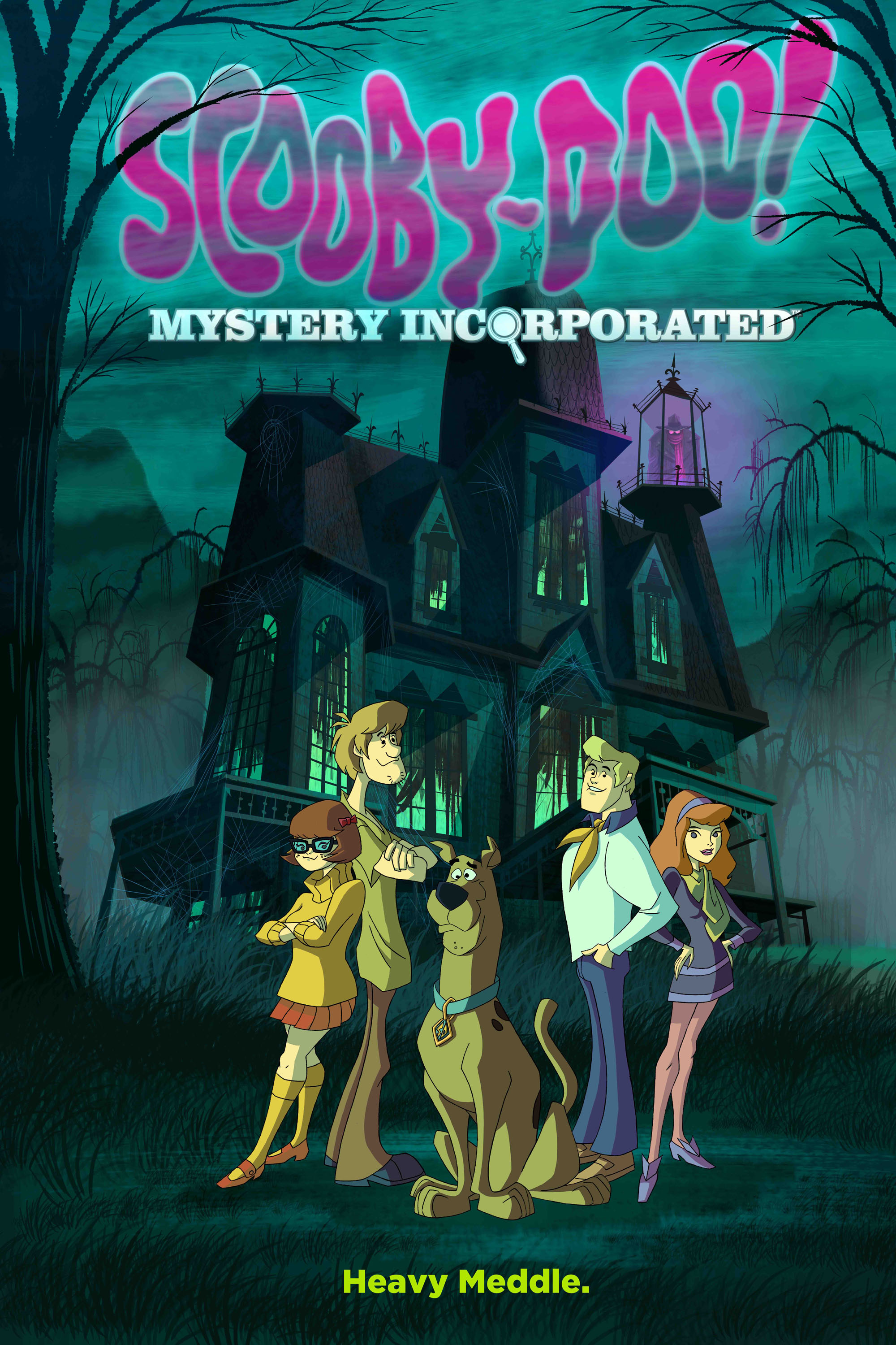 Scooby Doo Mystery Incorporated Tv Series 2010 2013 Imdb
