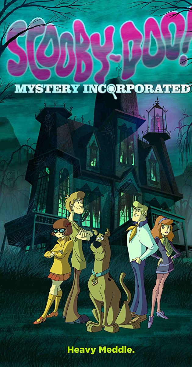 Scooby-Doo! Mystery Incorporated (TV Series 2010–2013) - IMDb