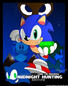 MP4 movie downloads for free Sonic the Hedgehog: Midnight Hunting [720p]