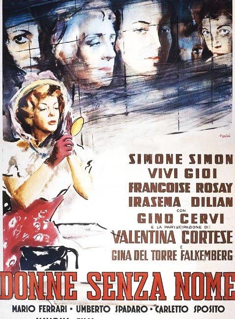 Donne senza nome (1950)