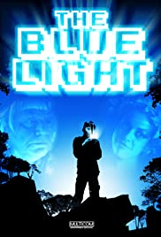 The Blue Light Poster