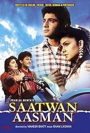 Saatwan Aasman Poster