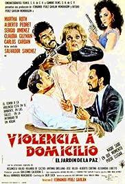El jardín de la paz (1989) - IMDb