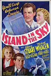 Island in the Sky Poster