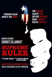 Supreme Ruler Poster