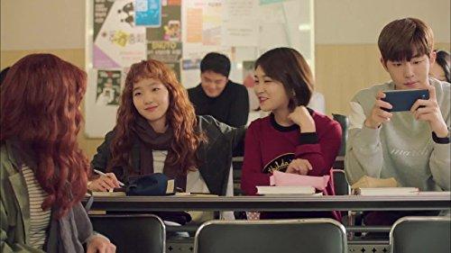 Min-Ji Park, Kim Go-eun, Ye-Joo Yoon, and Nam Joo-Hyuk in Cheese in the Trap (2016)