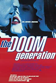 Rose McGowan, Johnathon Schaech, and James Duval in The Doom Generation (1995)