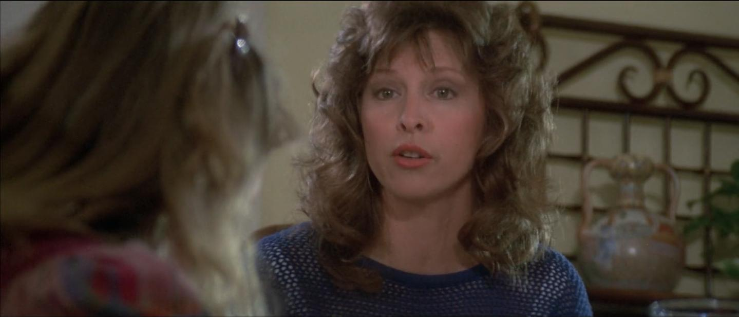 Candy Clark in Cat's Eye (1985)