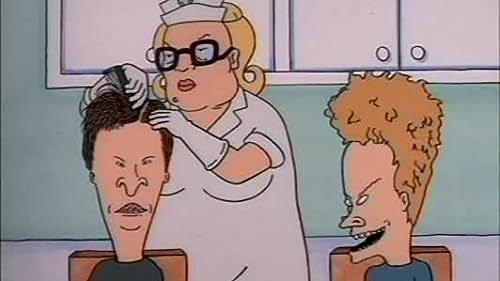 Beavis And Butt-Head: Head Lice