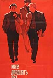 Mne dvadtsat let(1965) Poster - Movie Forum, Cast, Reviews